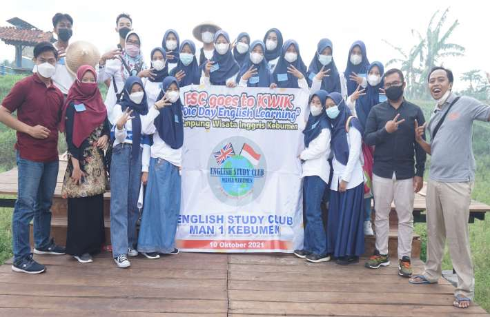 ESC Mansa Study Travel di KWIK