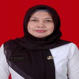 Siti Sa`diyati, S. Ag